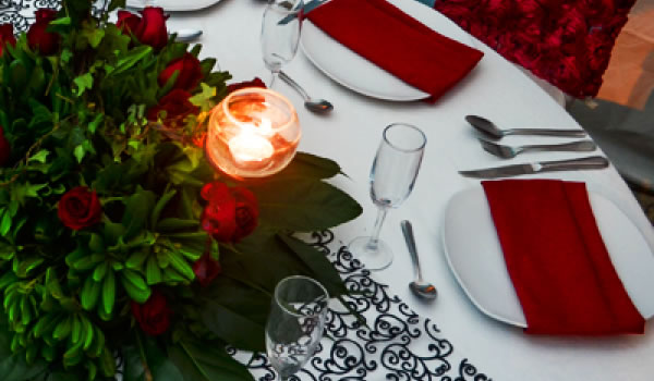 precio de banquete para eventos