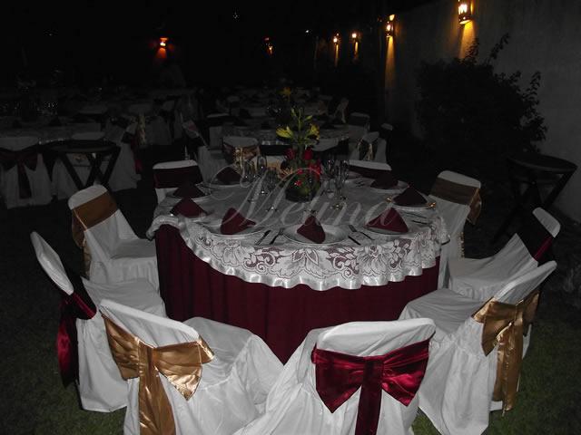 Decorado de mesas para primera comunion Mérida