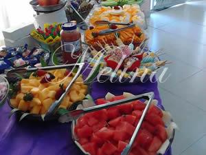 Servicio para eventos y banquetes