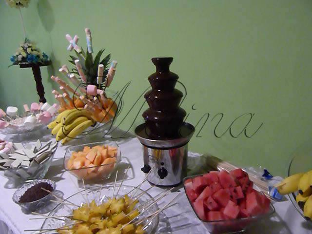 renta de mesa de chocolate