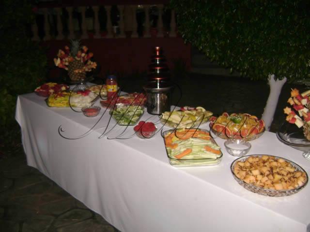 mesa de dulces en merida