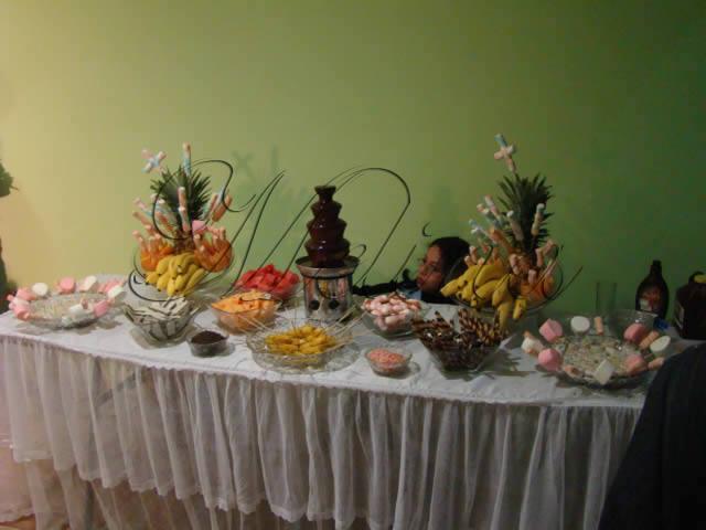 renta de mesa de dulces merida