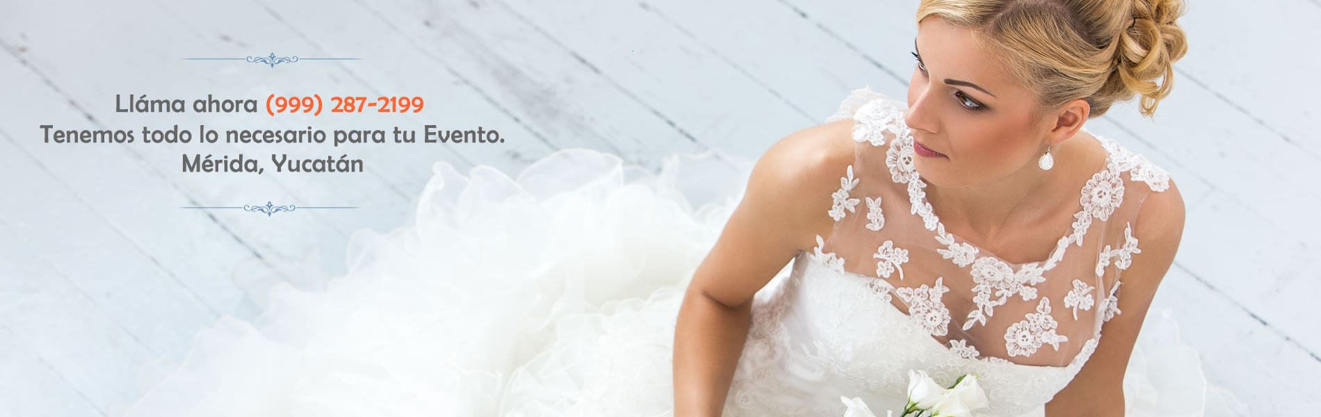 servicio bodas merida