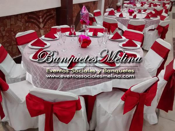 organizacion de banquetes
