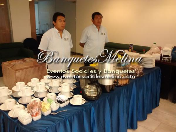 Organización de eventos en Mérida