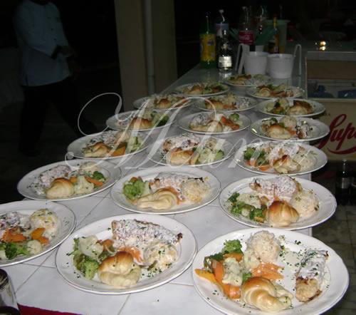 platillos para banquetes economicos